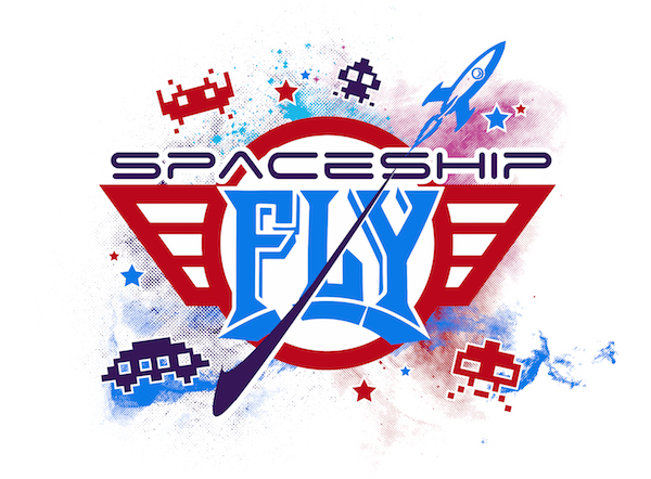 Spaceship Fly Hover-World