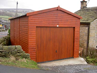 Garden Buildings Wakefield