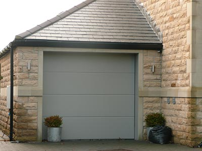 Concrete Garages Castleford
