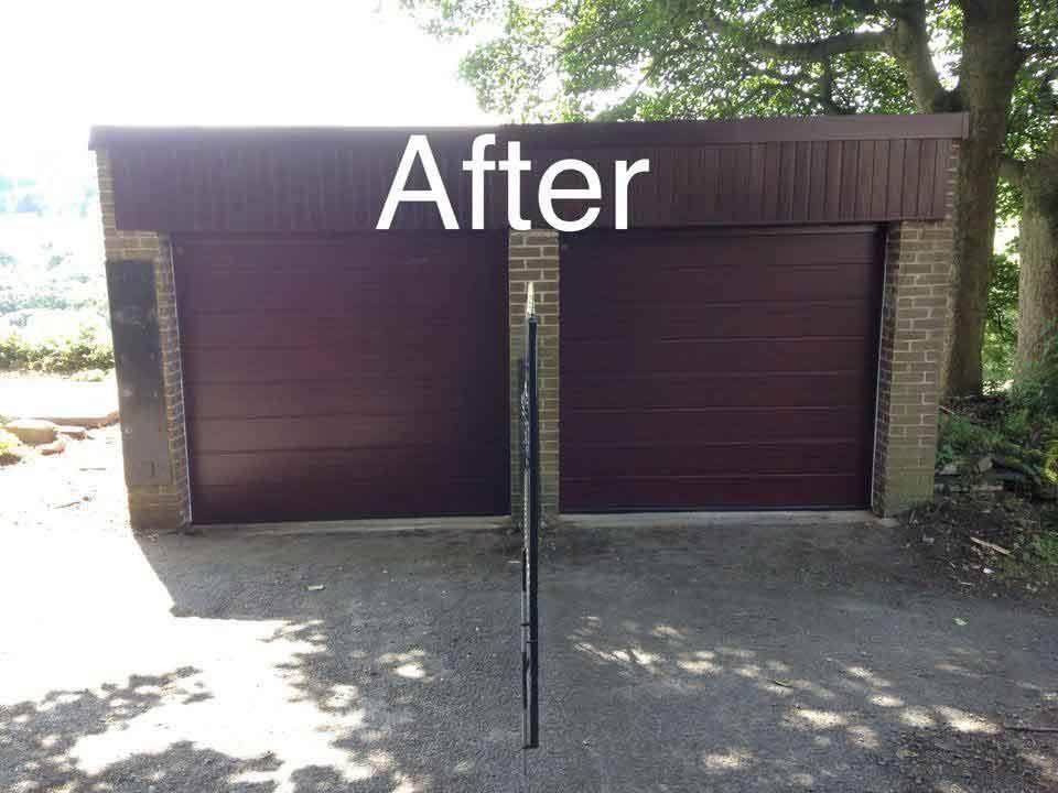 Garage Refurbs