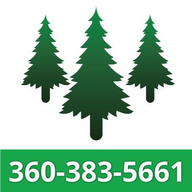 Tree service bellingham logo