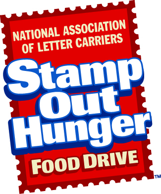 Stamp Out Hunger Food Drive 2020