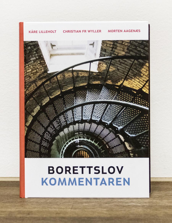 Bilde av boka Borettslovkommentaren