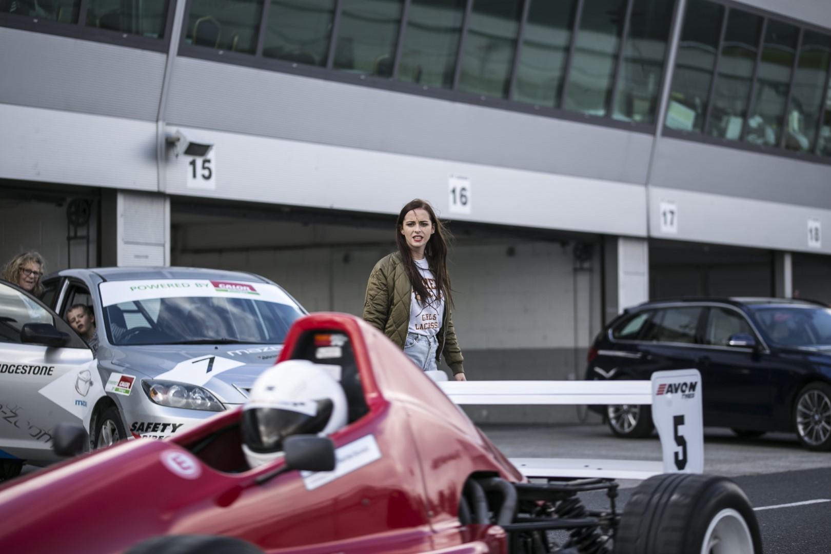 Inside I'm Racing
