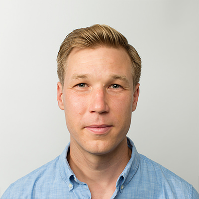 Nathan Steele - UX Lead