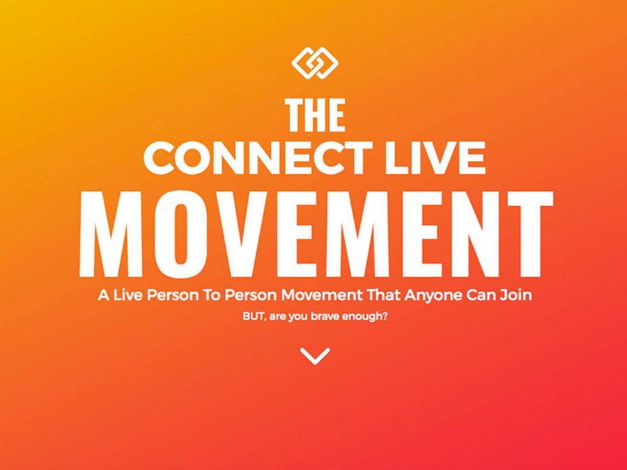 Social Movement website 1