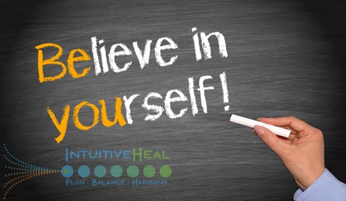 "Image of quote ""Believe in yourself"""