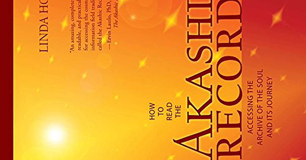 Image of Linda Howe's How to Read The Akashic Records book cover
