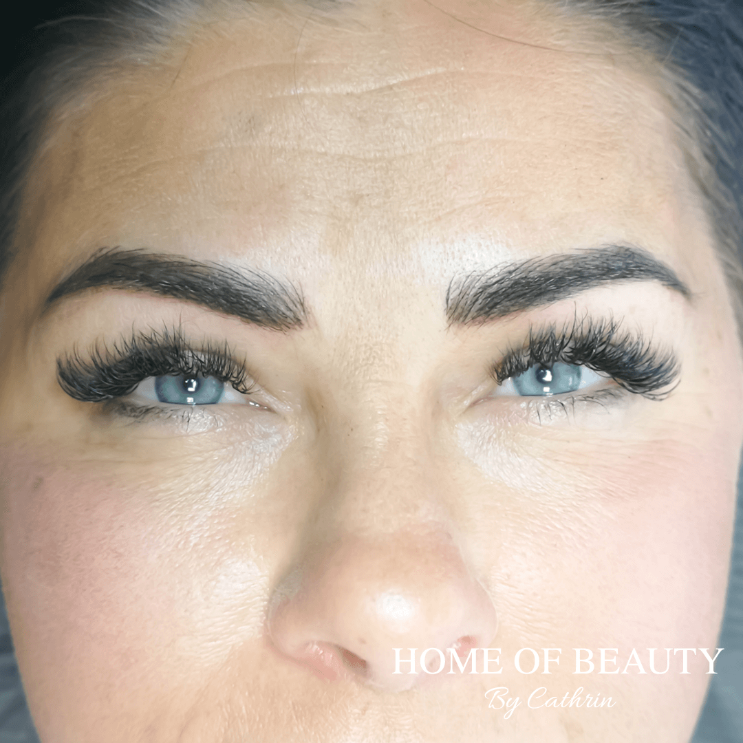 Omtaler microblading Kimy Hjemaas Fagermo