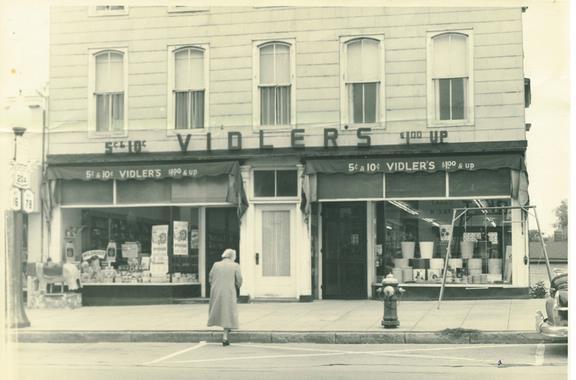 vidlers in 1954
