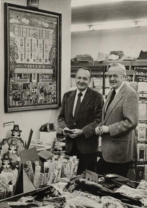 Ed & Bob vidler