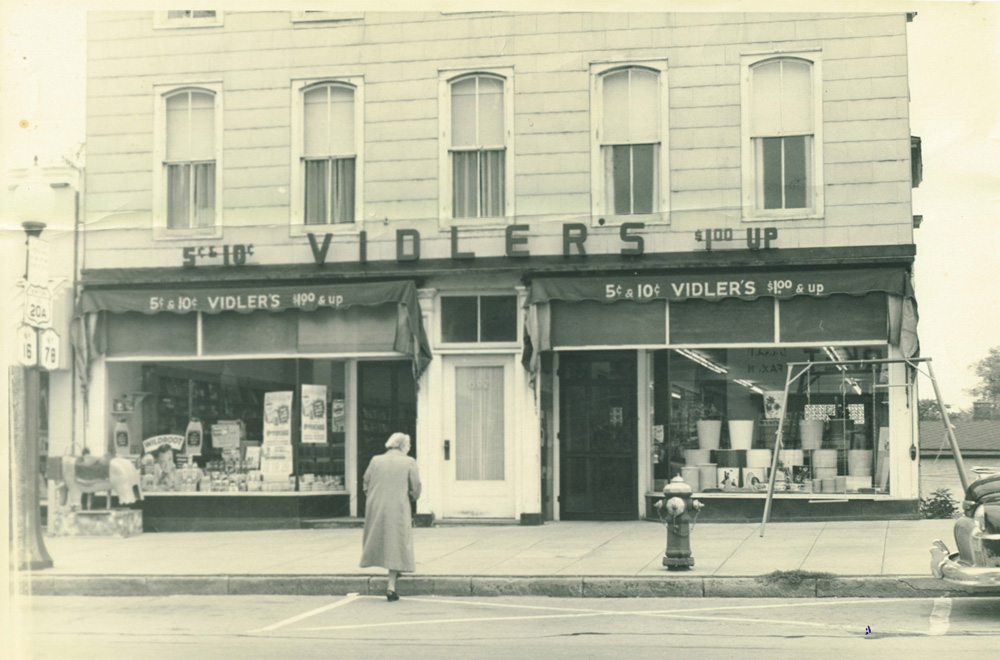 vidlers exterior 1930s