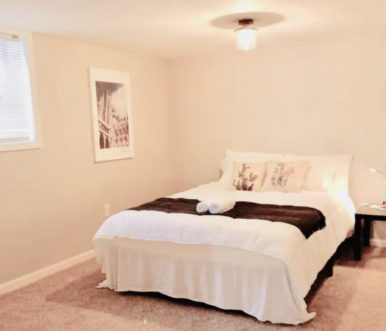 ★5-min to Columbus Airport★Free Parking★Fast WiFi★