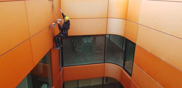 Industrie Kletterer Hamburg Instandhaltung