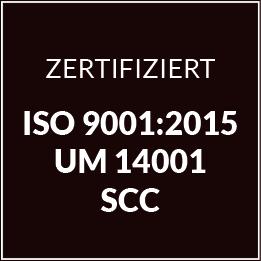 Industriekletterer - Zertifizierung