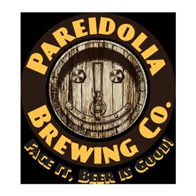 paredolia brewing logo