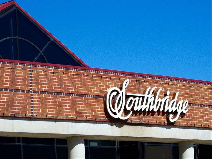 Southbridge mall exterior