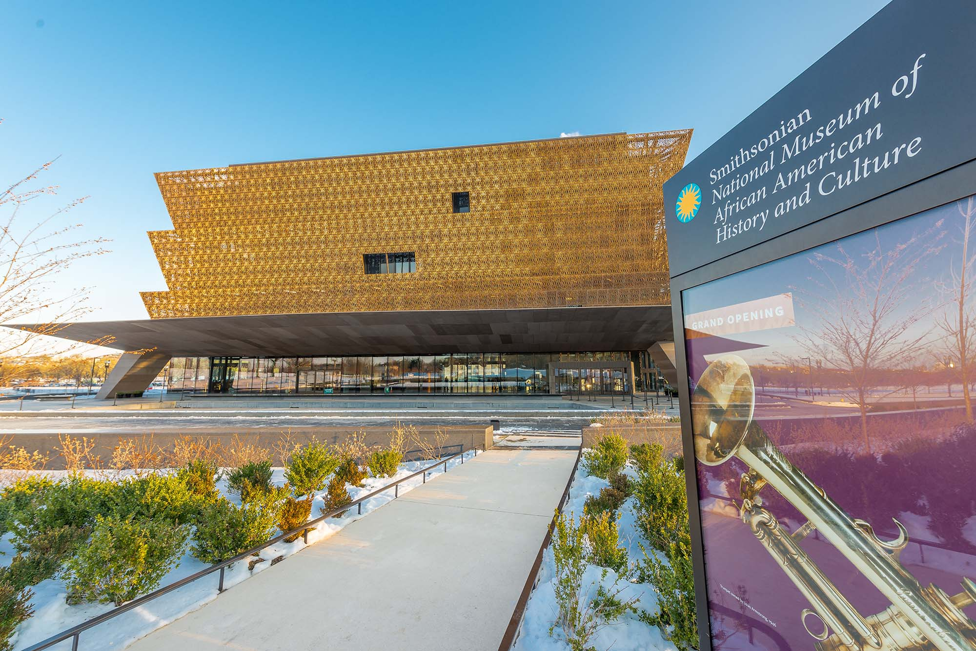 Working with the Smithonsian Institution, McKissack helped the National Museum of African American History and Culture development team switch from the classic design-bid-build approach to a construction manager-at-risk delivery.