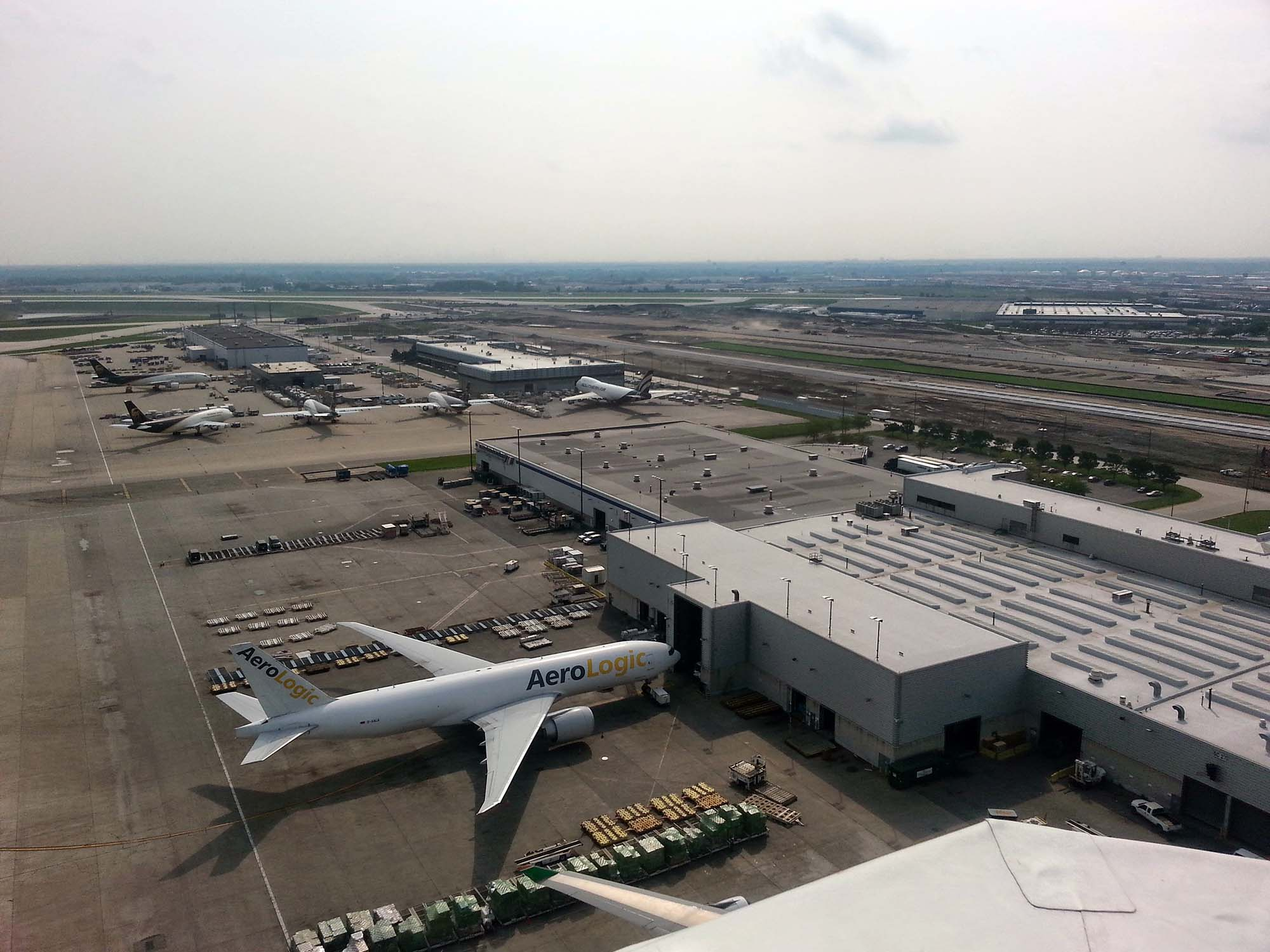 At O'Hare International Airport (ORD), tracking and reporting funding to the various profiles—Airport Improvement Program Grant, Passenger Facility Charges, and General Airport Revenue Bonds—and third-party financing was critical on a monthly basis.