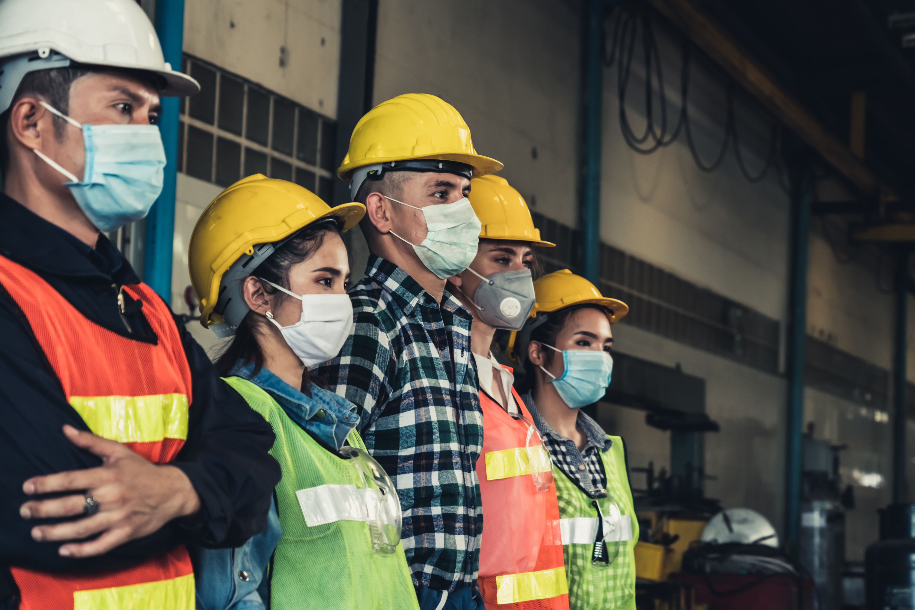 COVID-19 forces construction site safety innovation now and for the future. More stringent risk assessment procedures are keeping workers healthy.
