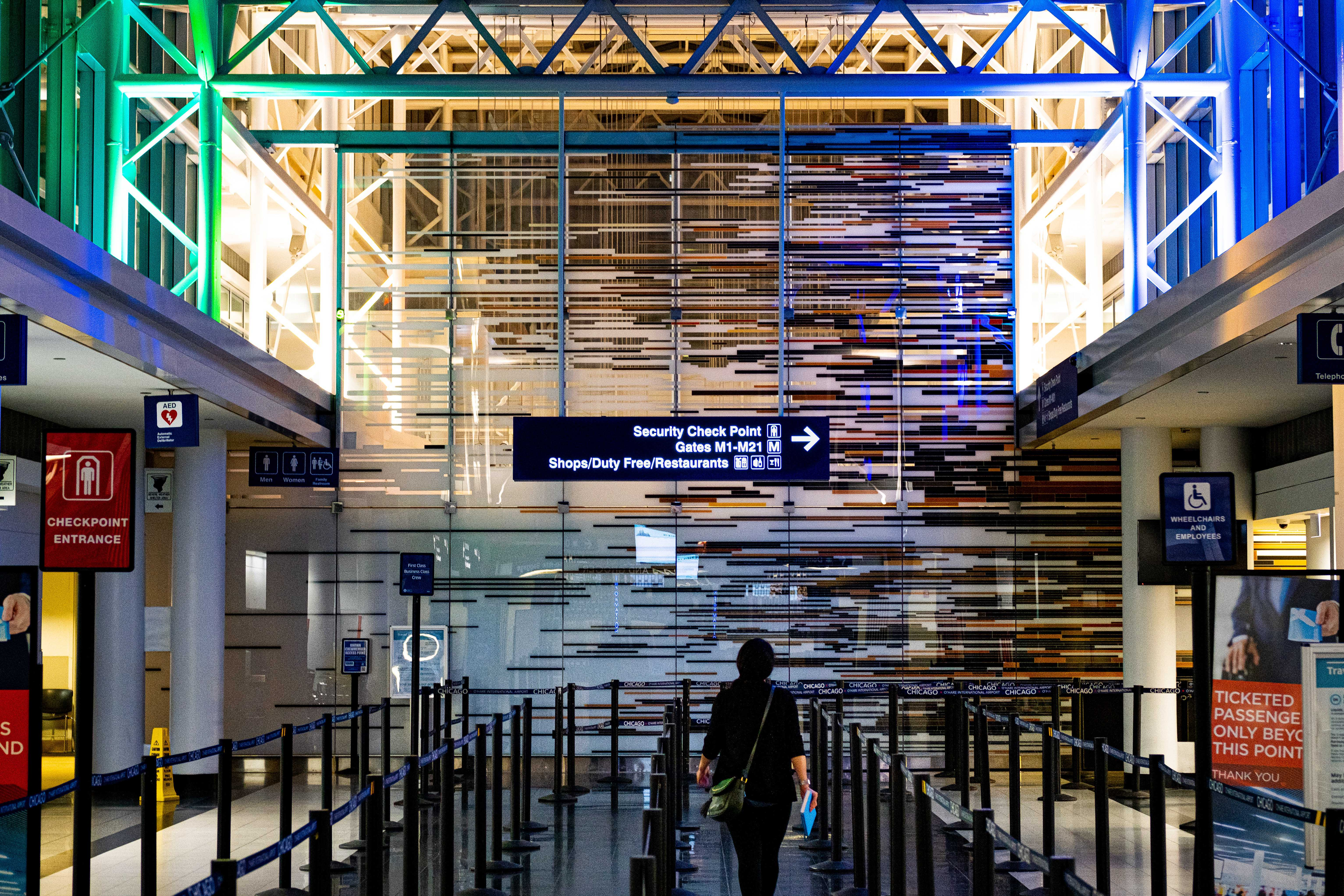 Aviation program management and project controls are the nerve center of airport expansions. For two decades, McKissack's aviation expertise has helped major U.S. airports get the job done on time and on budget.