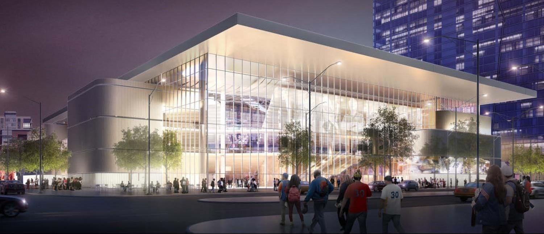Wintrust Arena, McCormick Place, Convention Center