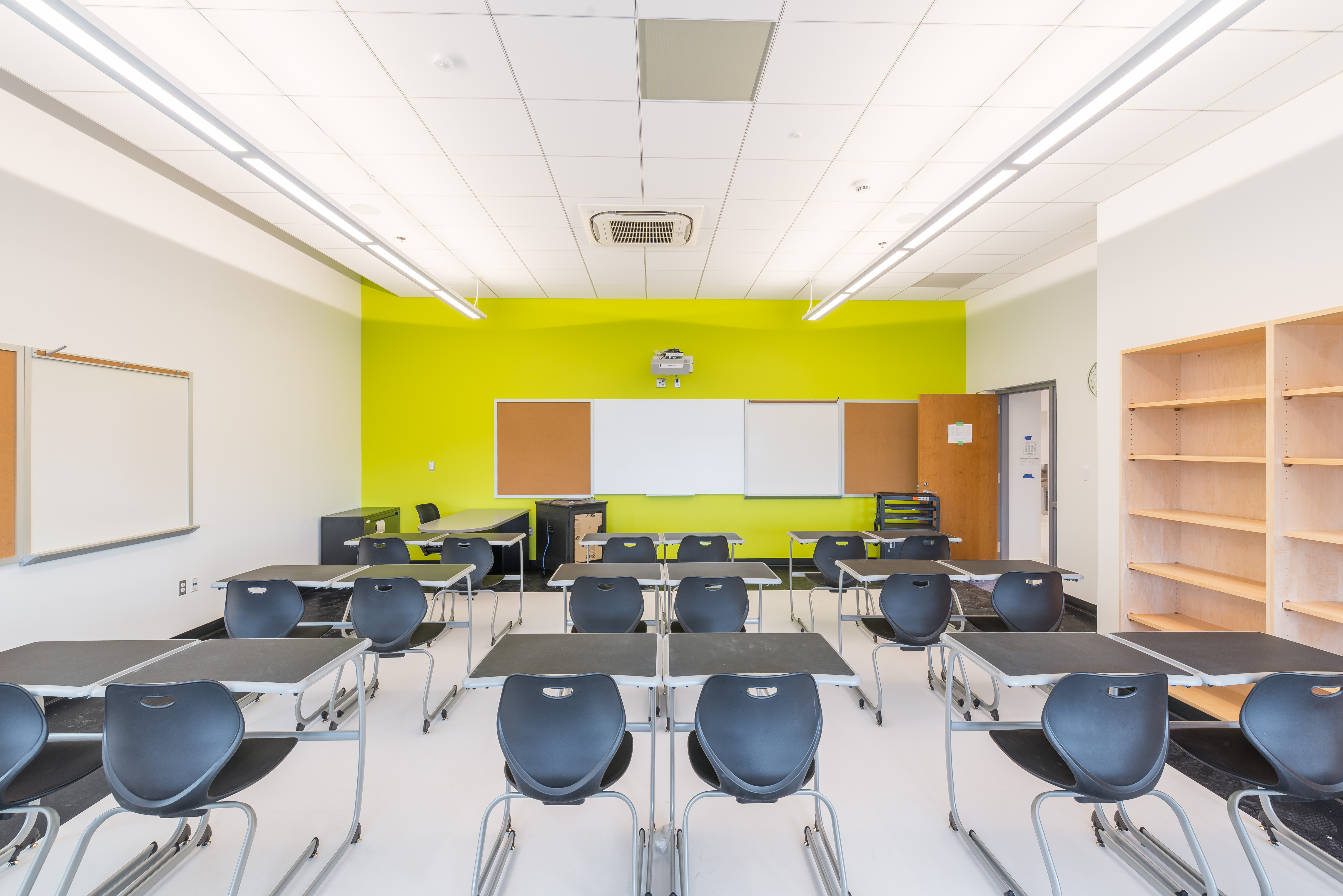 The smart school of the future must improve school health and safety with better indoor air and water quality, hybrid learning support and principles of design for learning.