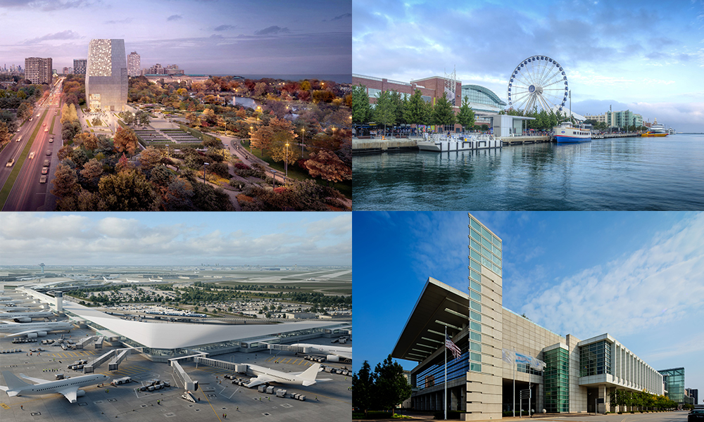 AEC industry MWBE McKissack & McKissack has a robust roster of significant Chicago projects, including the Obama Foundation, O'Hare International Airport, Navy Pier and more.