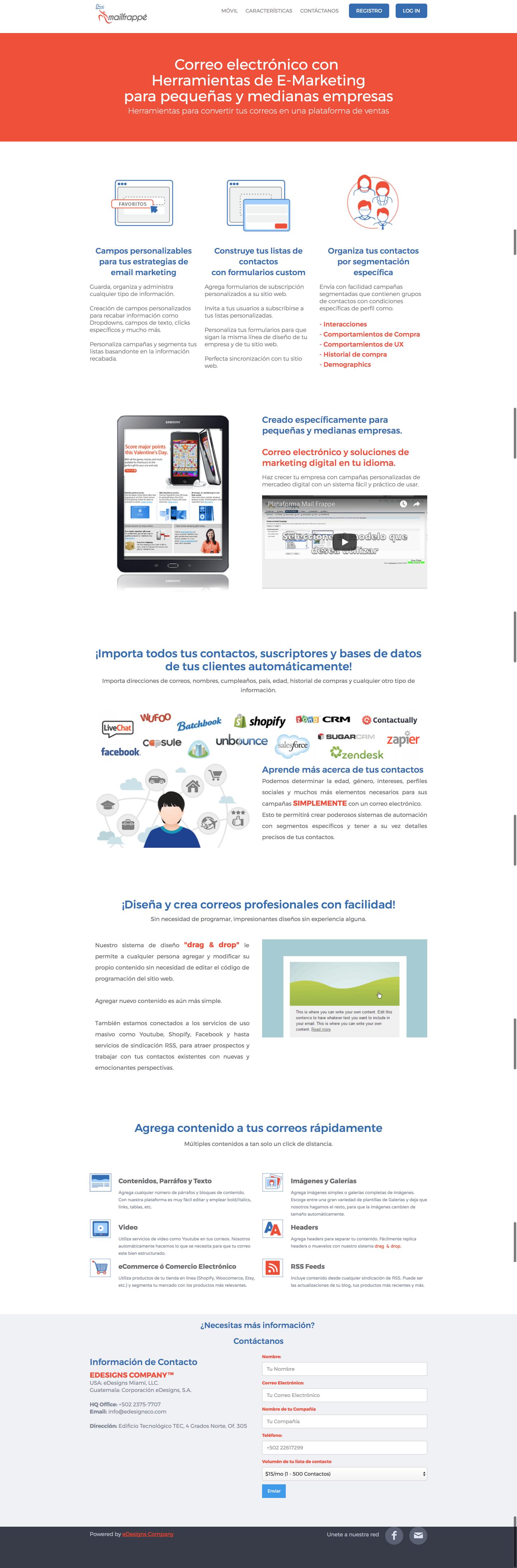 www.Mailfrappe.com