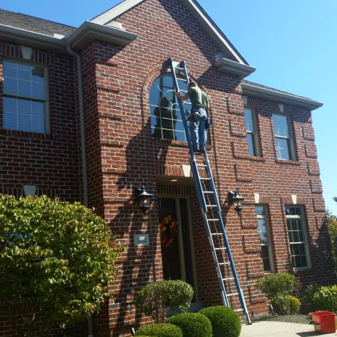 We guarantee an expert touch to every window we clean