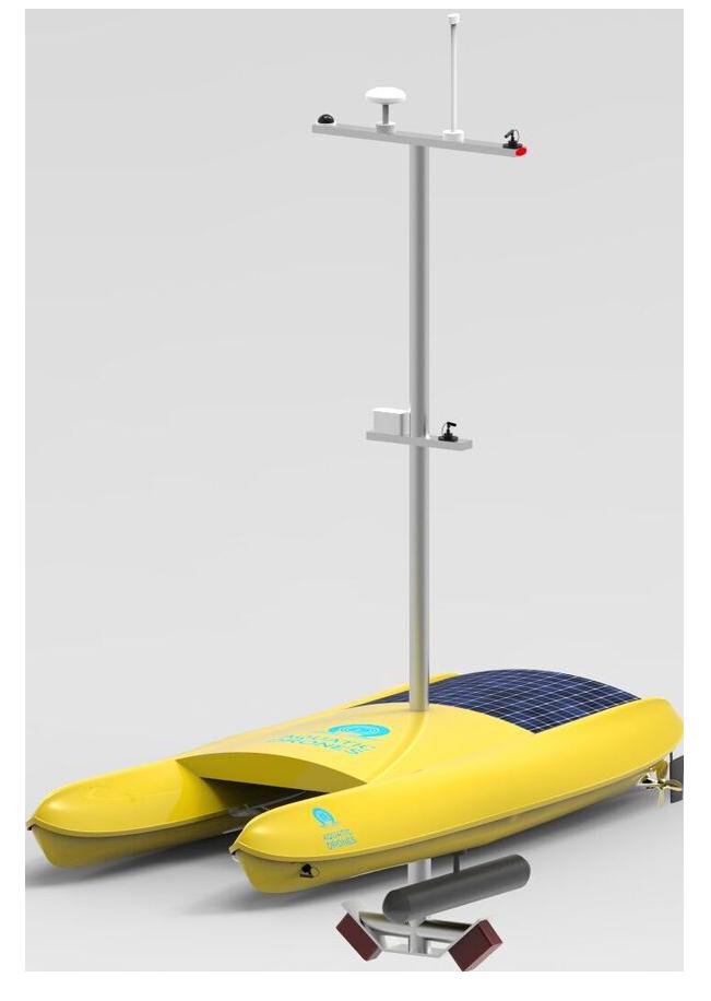 Aquatic Drone