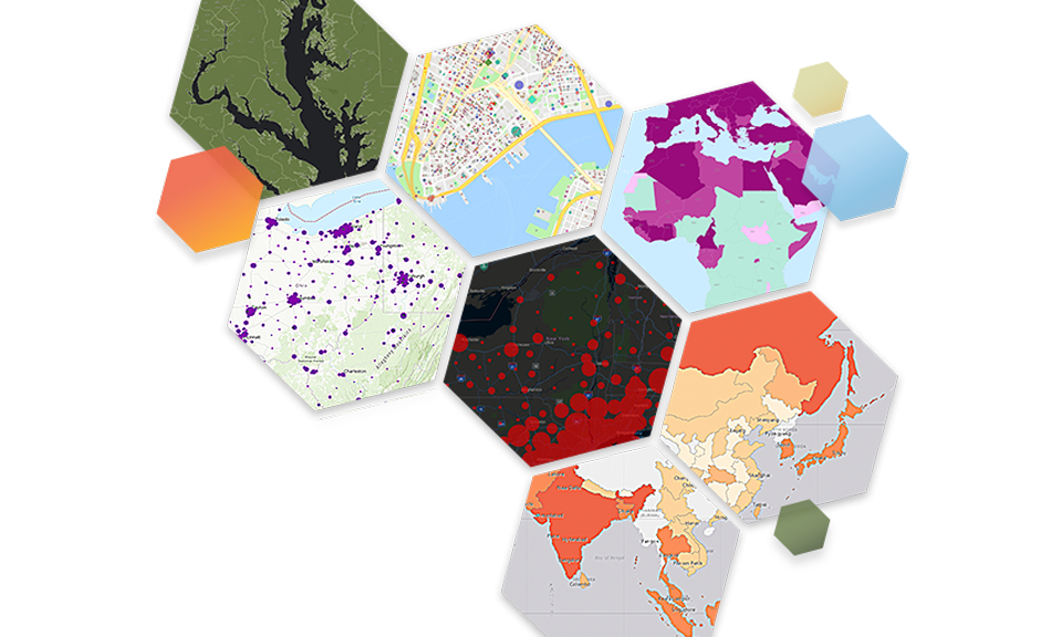 Spatial Visualization and Data Analytics