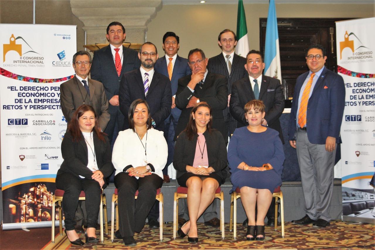 II Congreso Derecho Penal Tributario