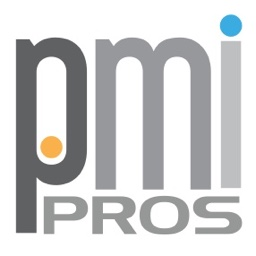 PMI Pros with link to homepage