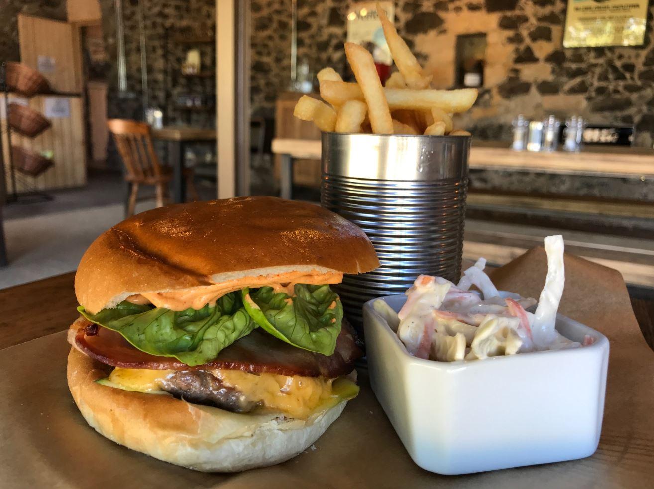 Rhynd burger