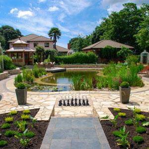 Natural Pond Complete Garden