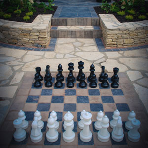 Natural Pond Chess