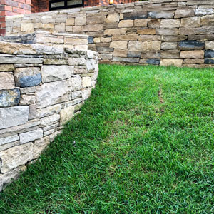 Dry Stone wall levels