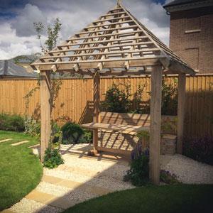 Family Garden Structure