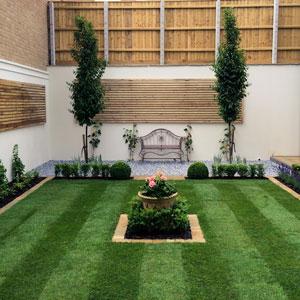 Formal Garden Show