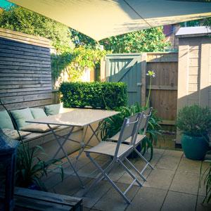 Modern Garden Poole