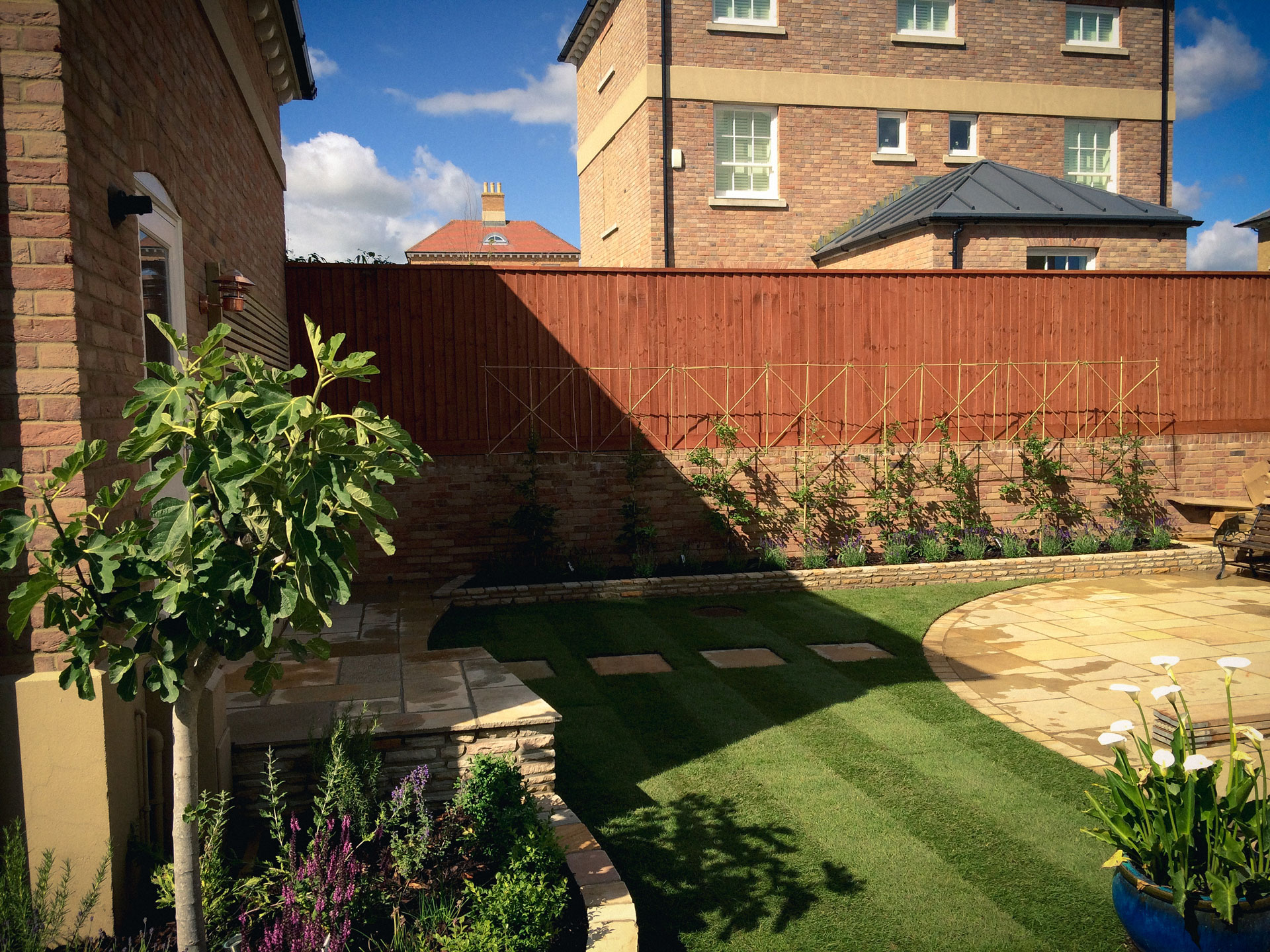 Planting andFencing Family