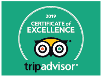 Trip Advisor 2019 Travelers Choice Winner