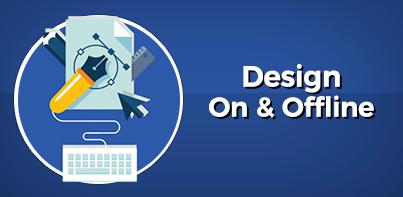 Design Online e Design Off Line