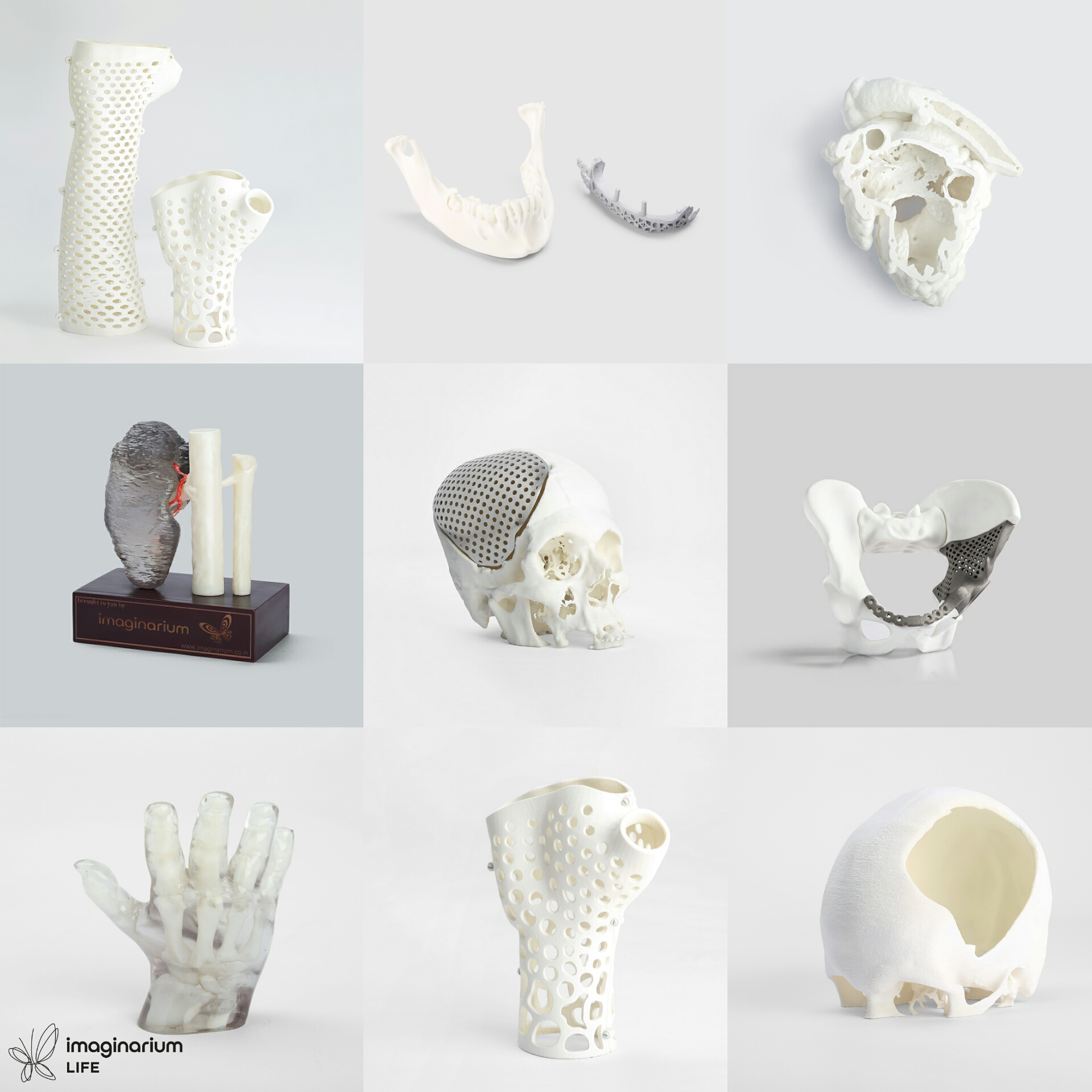 Imaginarium Life 3D Printing Medical
