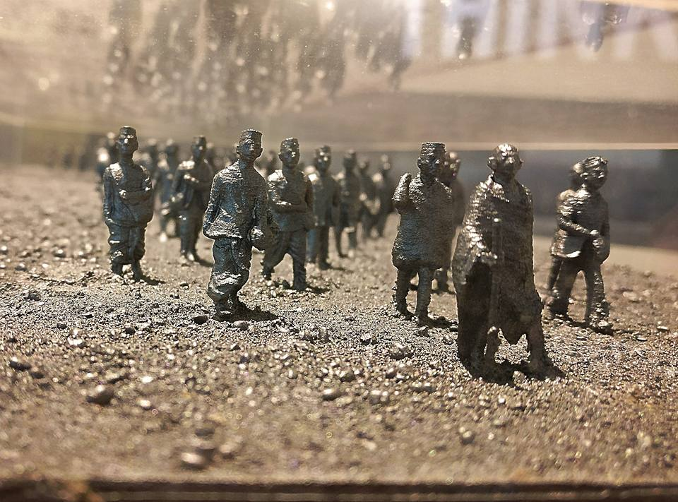 dandi march 3d printing gandhi memorial