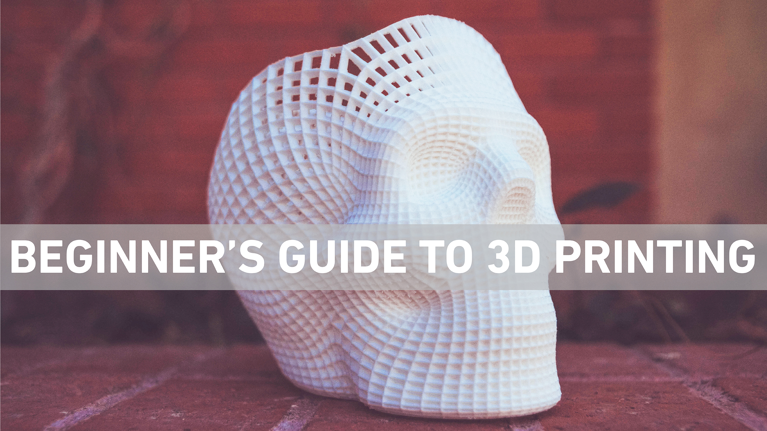 3D Printing is an Advanced Manufacturing Technique