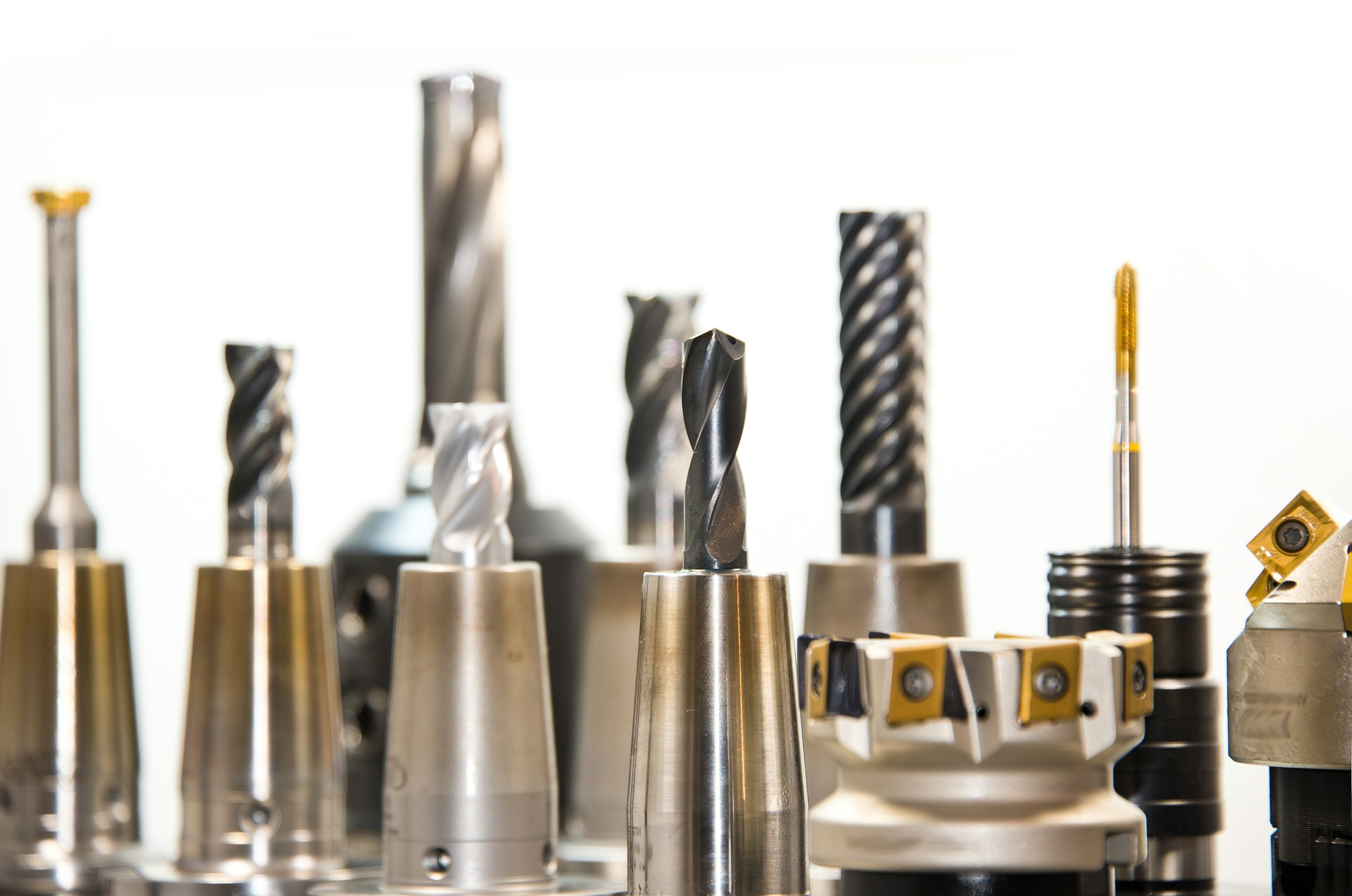 Common Types of CNC Machine & Their Applications.