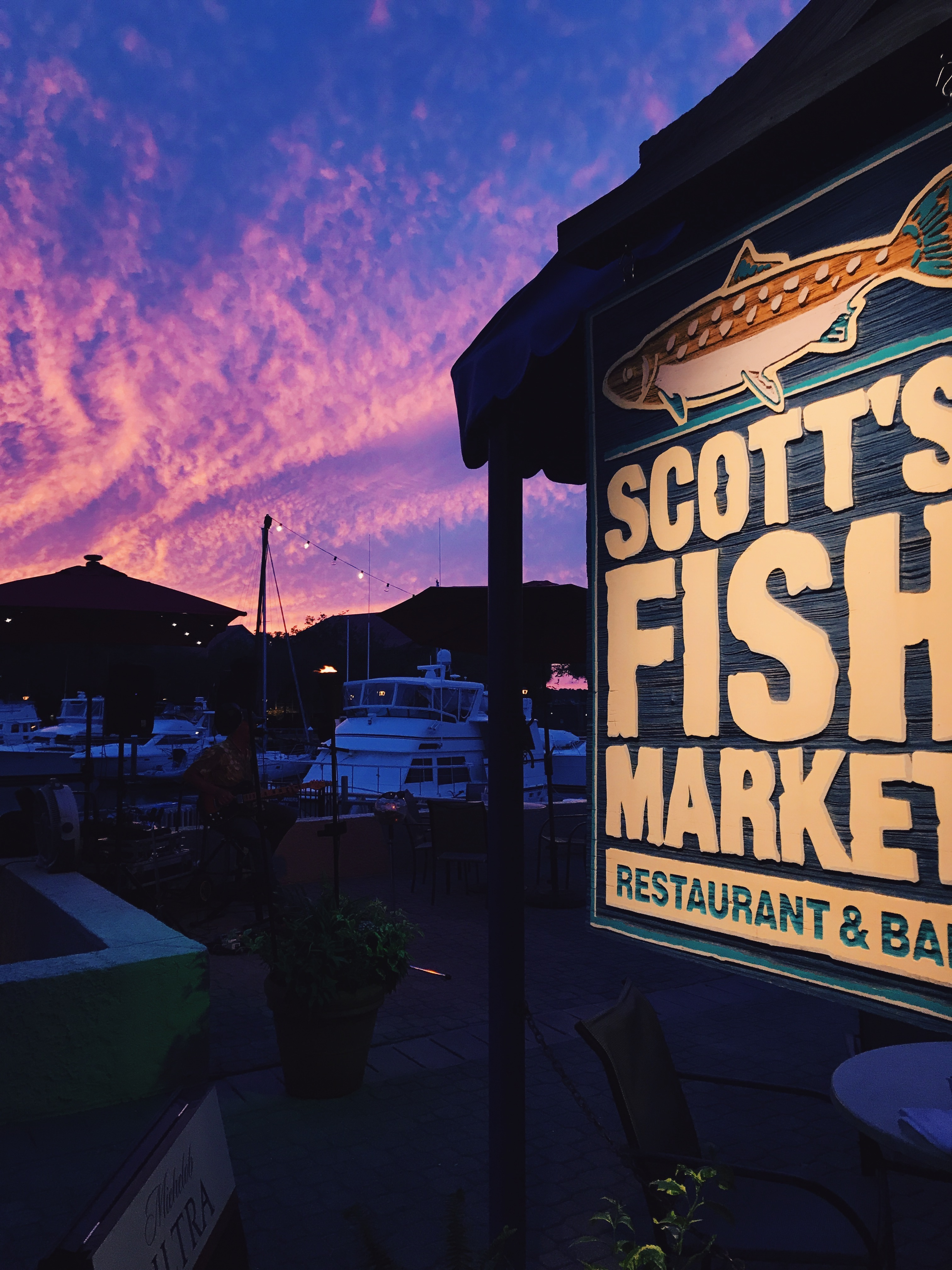 Scott S Fish Market Waterfront Seafood Restaurant Bar