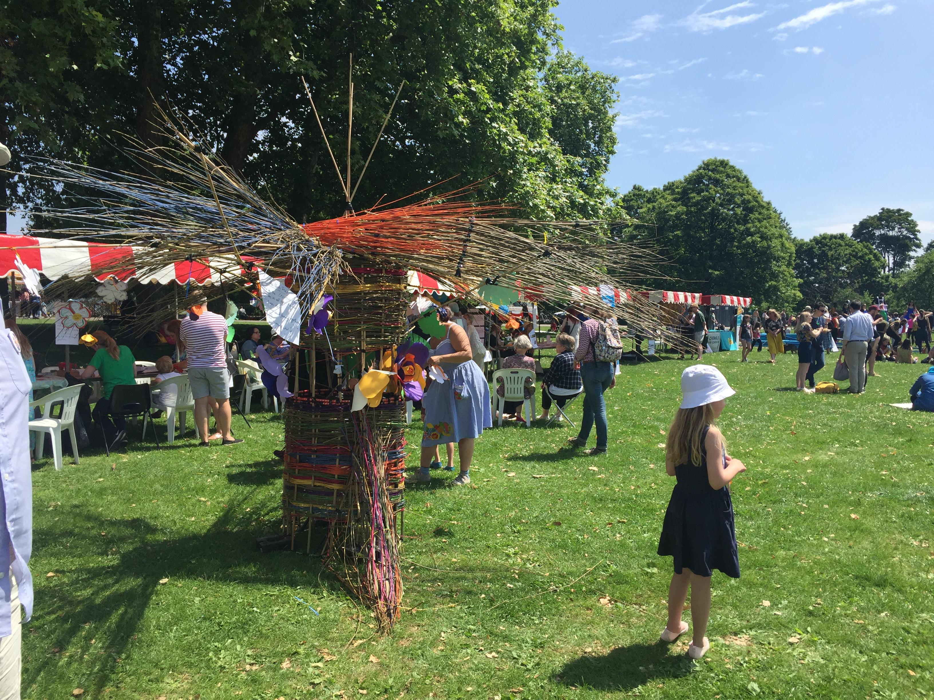 Unity Tree lights up Unity Day | Blog